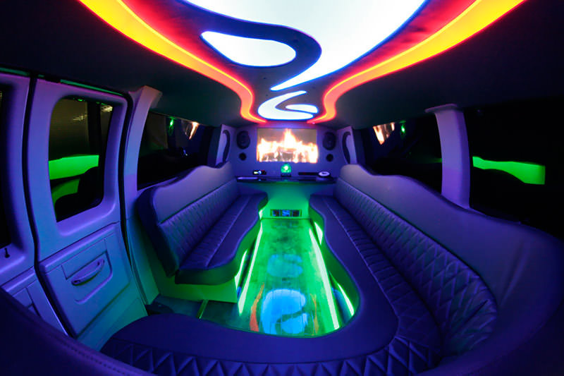 SF Party Bus Rental