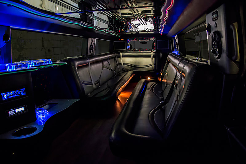 party bus rental san francisco