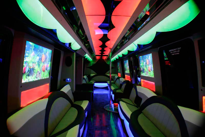 San Francisco Party Bus Rental