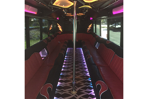 Best Party bus in San Francisco, CA